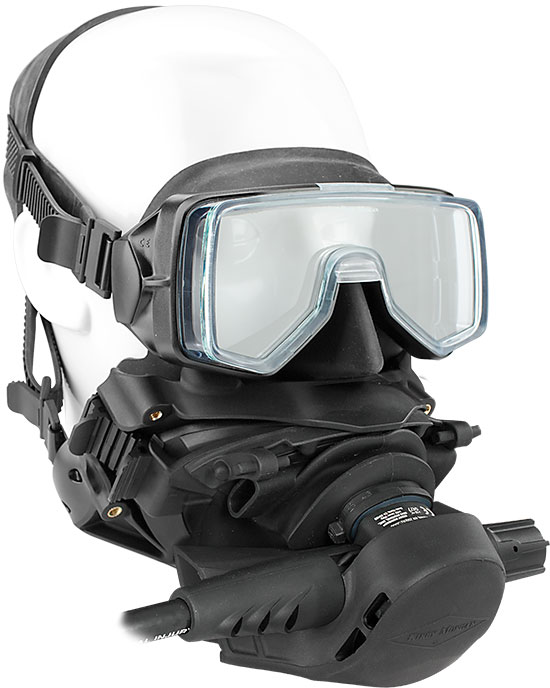 M-48 SuperMask w/Pod and Regulator