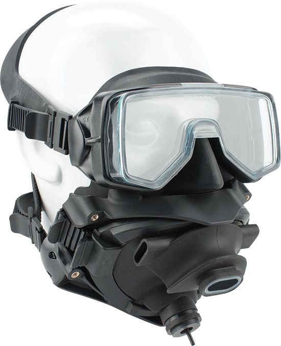 M-48 SuperMask Pod w/no Regulator