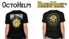 Kirby Morgan® Octohelm and Bandmask® T-Shirt Sizing