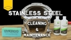 How To Clean and Maintain Kirby Morgan Stainless Steel Products