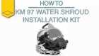 How To Install a Kirby Morgan 97 Water Shroud Kit