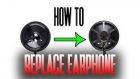 How to Replace a Kirby Morgan Earphone