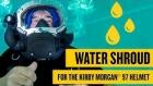 Kirby Morgan Water Shroud Kit for KM 97 Helmets