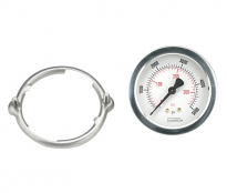 HP Gauge w/ Bracket