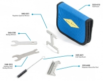 KM 47-77 Regulator Tool Kit with Pouch